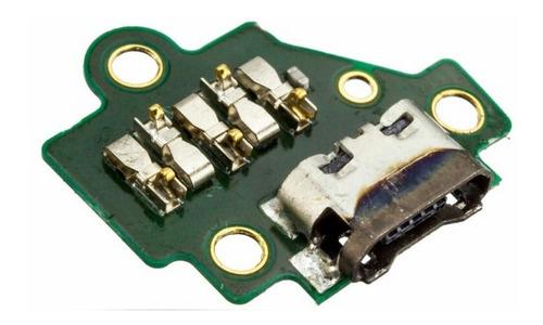 Pin De Carga Placa Motorola Moto G3 Xt1540 Xt1550 Xt1542