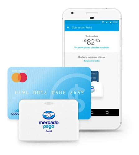 Mercado Pago Point Bluetooth Lector Tarjetas Crédito Débito