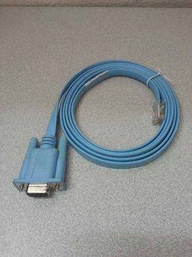 Cable Startech Consola Cisco Rj45 Db9 Promoción