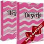 Combo 2 Mananciais No Deserto | Rosa | Livro Devocional