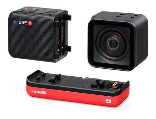 Câmera Sportiva Insta360 One R Twin Edition + Accesorios