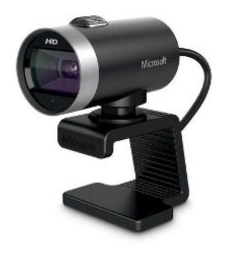 Camera Webcam Microsoft Life Cam Cinema Hd 720p + Nf