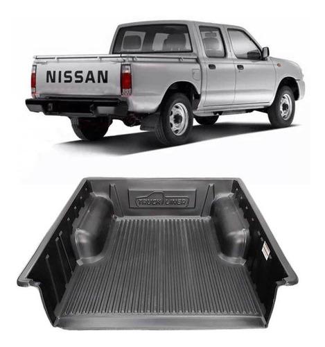 Cubre Caja Con Borde Nissan Frontier 4x2/ Caja D21