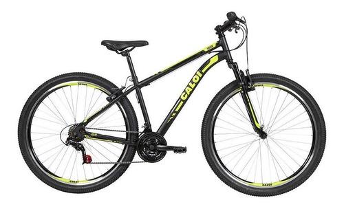 Bicicleta Aro 29 Caloi 21 Marchas Velox V-brake Mountain Bik
