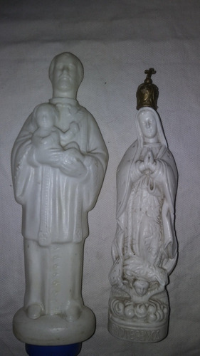 Adorno Religioso San Cayetano Virgen Maria
