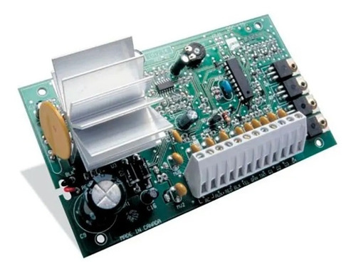 Fuente De Alimetacion Supervisada Auxiliar 1 Amp Dsc Pc 5200