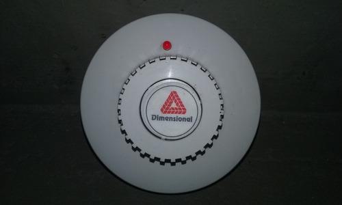 Detecto E Sensor De Fumaça Dimensional-kl500/12v