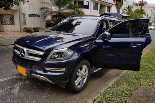 Mercedes-benz Clase Gl 500 4matic
