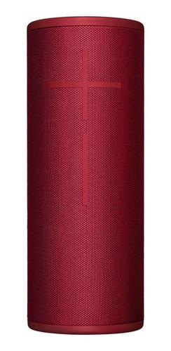 Alto-falante Ultimate Ears Megaboom 3 Portátil Com Bluetooth Sunset Red