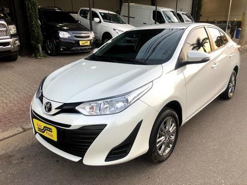 Toyota Yaris Sedan Xl Plus T. 1.5 Flex 16v, Elv3f19