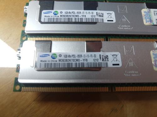 Memoria 16gb Samsung Servidor Workstation Pc8500r Ecc Reg