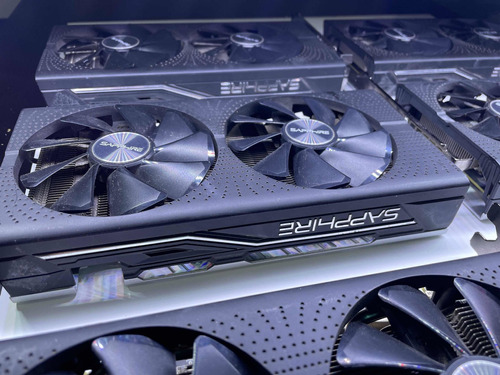 Sapphire Rx 580 Pulse 8gb Impecable