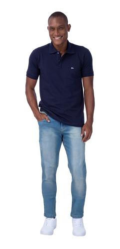 Camisa Polo Masculina Urbô Azul Marinho