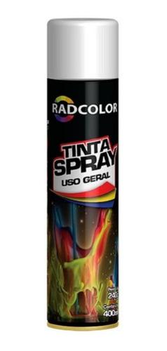 Tinta Spray P/ Pintura De Madeiras, Janelas E Móveis 400ml