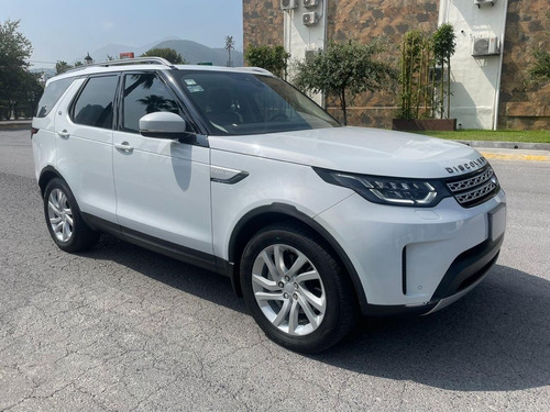 Land Rover New Discovery Hse