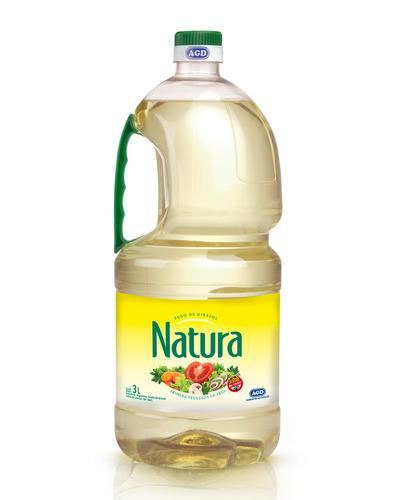 Aceite De Girasol Natura Botella3l