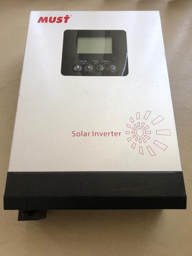 Inversor Cargador Solar 1kw 2kw 12v 220v Mppt 50a Onda Pura