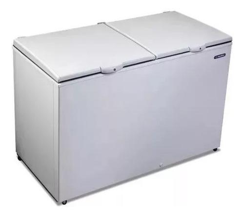 Freezer Horizontal Dupla Ação Metalfrio 550 Litros