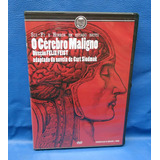 Dvd O cerebro Maligno - Original