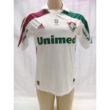 Camisa De Futebol Do Fluminense De Jogo 2011   18 Ciro Mc4 9701be31756e6