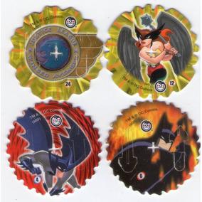 Spiners Liga Da Justiça - Elma Chips - Cn