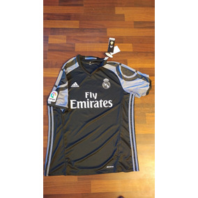 23cfa1bd2f633 Jersey adidas Real Madrid 16-17 Tercera Original C numero