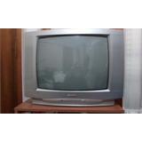 Televisor Crown Mustag Plateado 21 Pulgadas