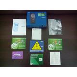 Caja Original Con Manuales Nokia C3 Rm4