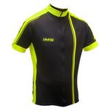 Camisa Bike Ims Citrino (amarelo Fluor, G)