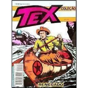 Livro Tex Coleção Nº 112 - Renegado Giovanni Luigi Bonelli