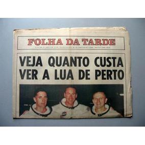 Jornal Folha Da Tarde - Veja Quanto Custa Ver A Lua De Perto