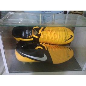 d599b5ed2a Chuteira Ph Ganso Nike - Chuteiras Laranja no Mercado Livre Brasil