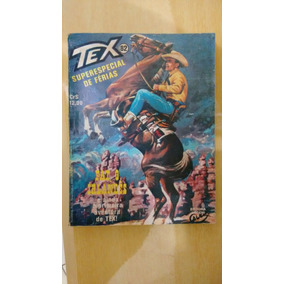Gibi Tex Nº 82 Pat O Irlandês 1ª Edição Editora Vecchi