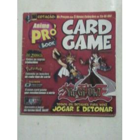 Revista: Card Game - Anime Pro Book Nº 1