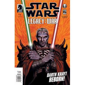Dark Horse Star Wars Legacy : War - Volume 1
