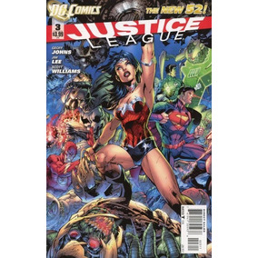 Dc Justice League - The New 52 - Volume 3