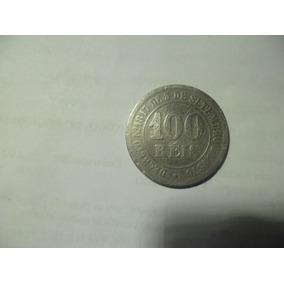 Moeda 100 Réis 1889 - Rara