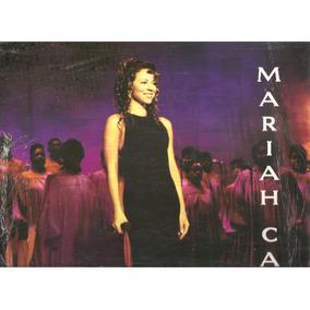 Laser Disc (ld) - Mariah Carey - Importado - Novo, Lacrado