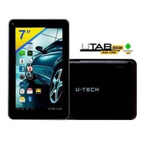Tablet U-tech Com Tela De 7