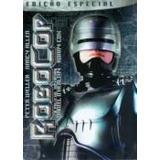 Robocop, O Policial Do Futuro - Dvd Novo, Dub/leg