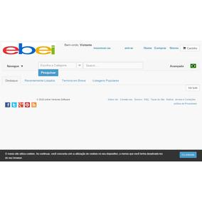 Vendo Site Leilão Www.ebei.com.br Aceito Sócio