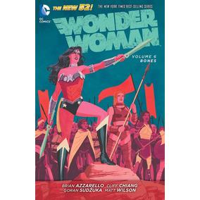 Wonder Woman Vol 6 Bones Edicion En Ingles