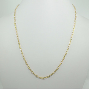 b89ca5fdfb4 Cordão Ouro 18 K 750 Modelo Cartier Fecho Gaveta Imperdivel - Colar ...