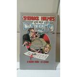 Revista Revistinha Em Inglês Sherlock Holmes And Dancing Men