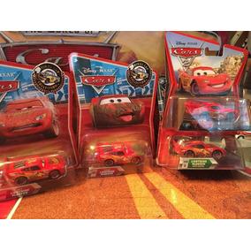Disney Cars Orig.mattel 04 Carros Lightning Mcqueen