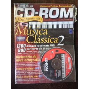 Revista Do Cd-rom - Enciclopédia Da Música Classica 2