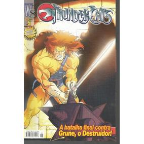 Thundercats 05 - Panini - Bonellihq Cx182 C18