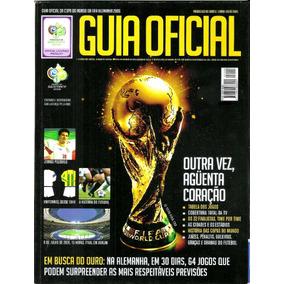 Guia Oficial Da Copa Do Mundo Alemanha 2006 + Brinde!