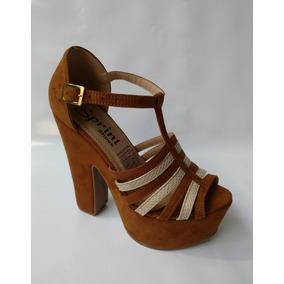 Calzado Dama Tacones Plataforma - Zapatos en Mercado Libre Colombia cc9338444f62