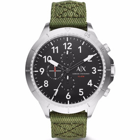 Relógio Armani Ax Couro - Relógios no Mercado Livre Brasil 8296036088